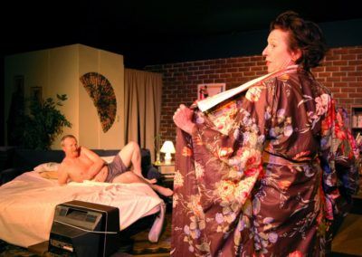 Frankie and Johnny in the Clair de Lune by Terrence McNally 2011